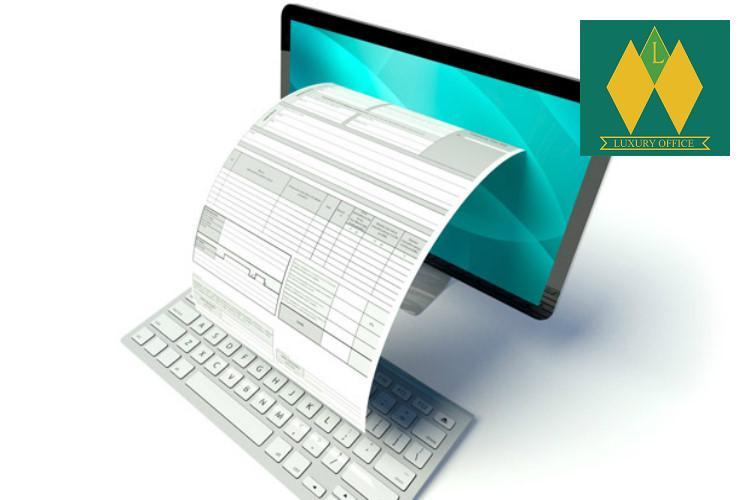 Lợi ích của hóa đơn điện tử