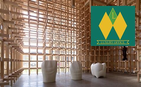 Triết lý dụng gỗ của Kengo Kuma