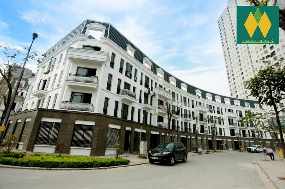 Phía Tây Hà Nội dẫn dắt thị trường nhà phố thương mại
