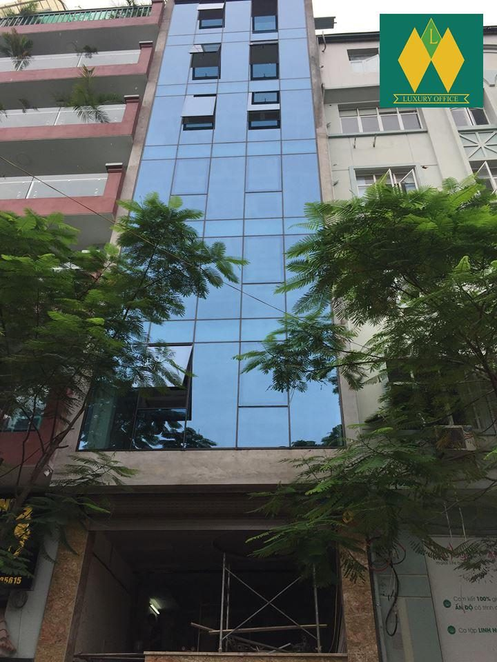 Cho thuê văn phòng tại số 223 mặt phố Quan Hoa, Cầu Giấy.