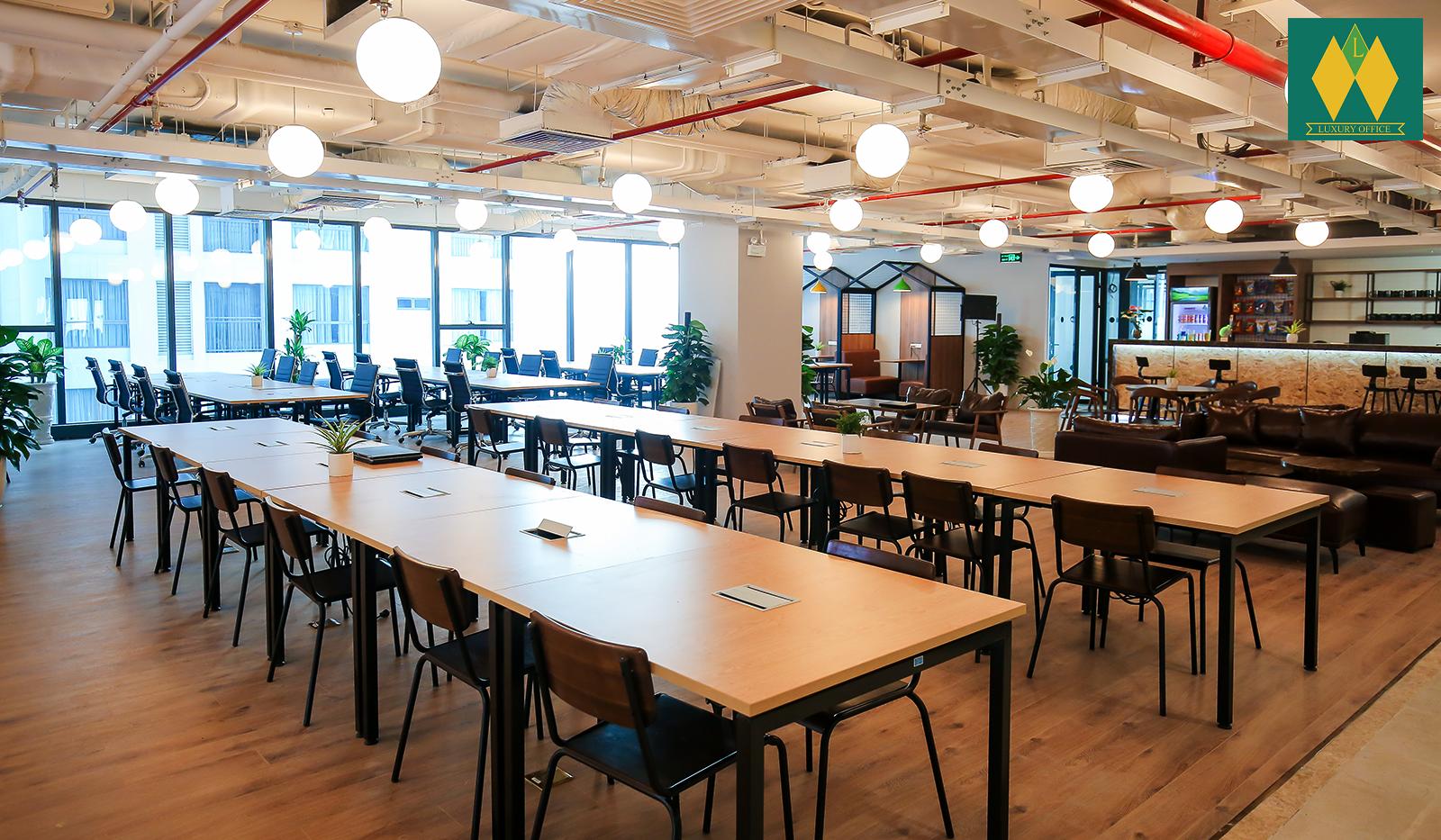 CoWorking Space, mô hình văn phòng làm việc mới với tốc độ tăng trưởng như vũ bão tại Việt Nam!