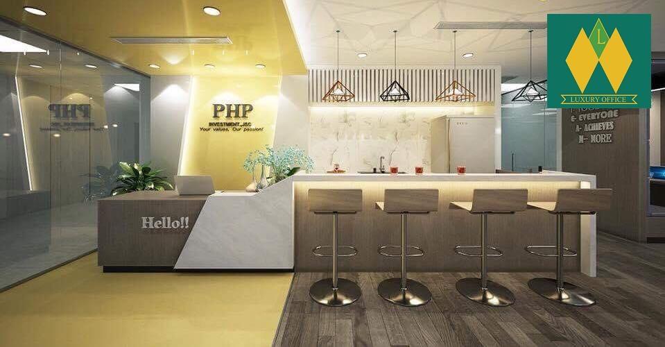 Dịch vụ thuê văn phòng Smart Office – Nguyễn Phong Sắc, Cầu Giấy.
