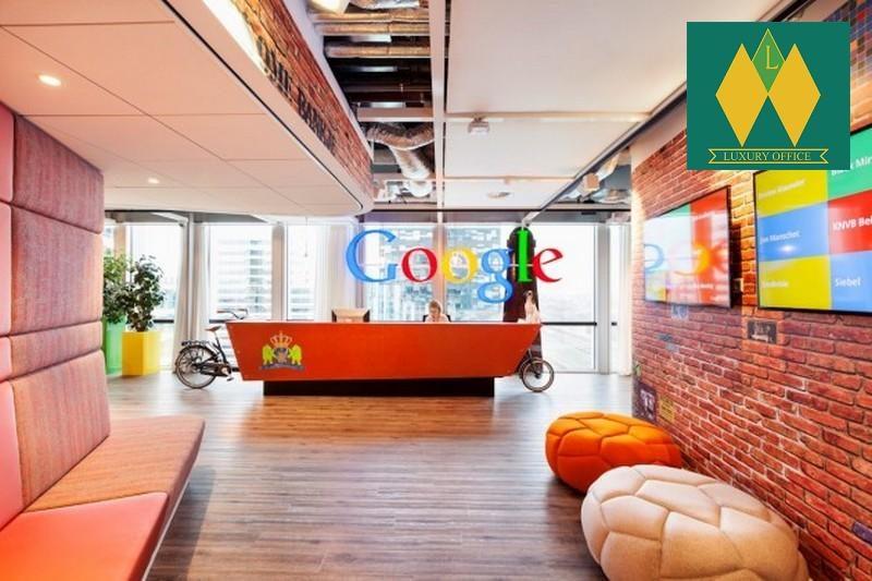 Văn phòng Google tại Amsterdam