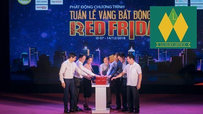 Mua nhà giảm giá tới 30% tại Red Friday – Tuần lễ vàng Bất động sản