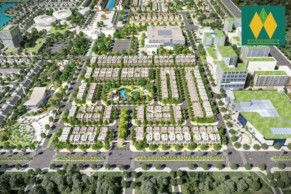 Khan hiếm dự án khu đô thị xanh đúng chuẩn