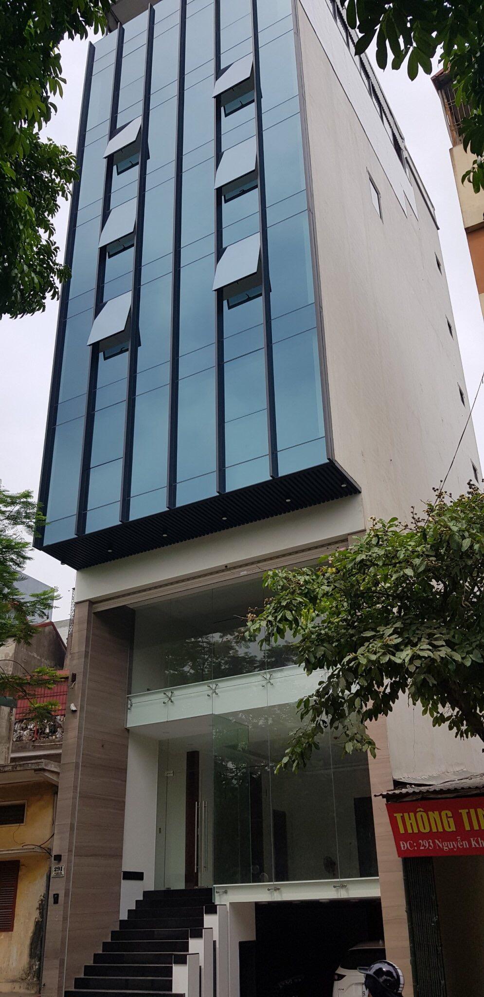 Luxury office – 291 Nguyễn Khang – Yên hoà – Cầu giấy